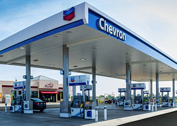 chevron station project