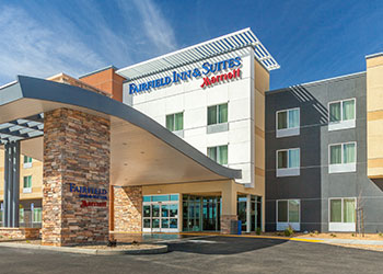 Fairfield inn and suites project